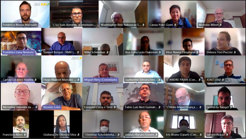 ABPM e governo avaliam Ofertas Púbicas em reunião virtual