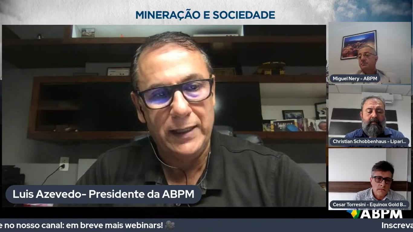 ABPM discute os mercados de ouro e diamante